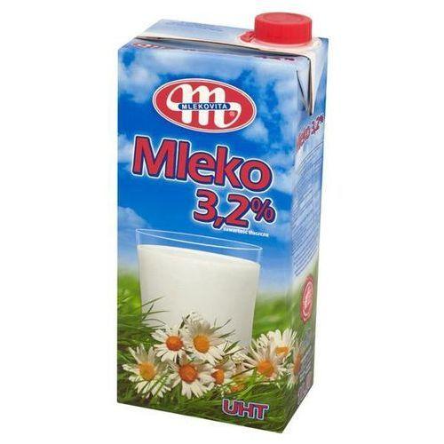 Mleko MLEKOVITA 1l. 3,2% karton op.6
