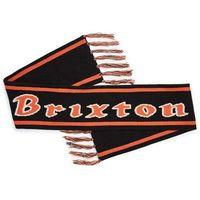 szalik BRIXTON - Proxy Scarf Black-Orange (BKORG)