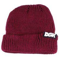czapka zimowa DGK - Classic 2.0 Beanie Black (BLACK)