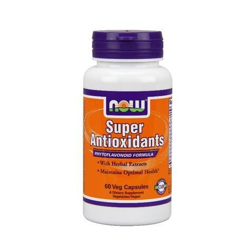 Now Foods Super Antyoksydanty 60 kaps