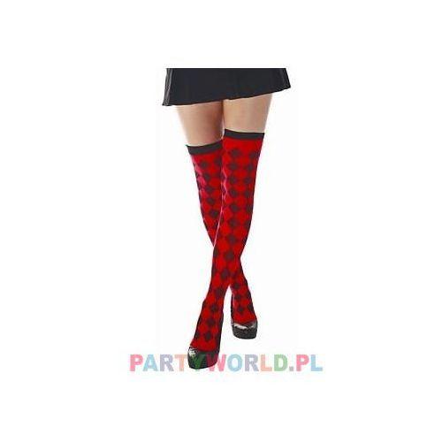 Pończoszki w czarno-czerwone romby, Party world