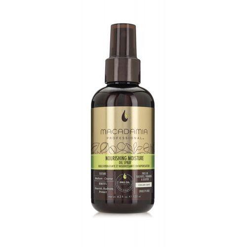 Nourishing oil spray - lekki nawilżający olejek w sprayu do włosów normalnych 125ml Macadamia