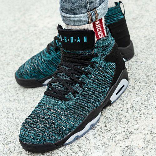 Buty sportowe męskie Nike Jordan Flyknit Elevation 23 (AJ8207-300), kolor czarny