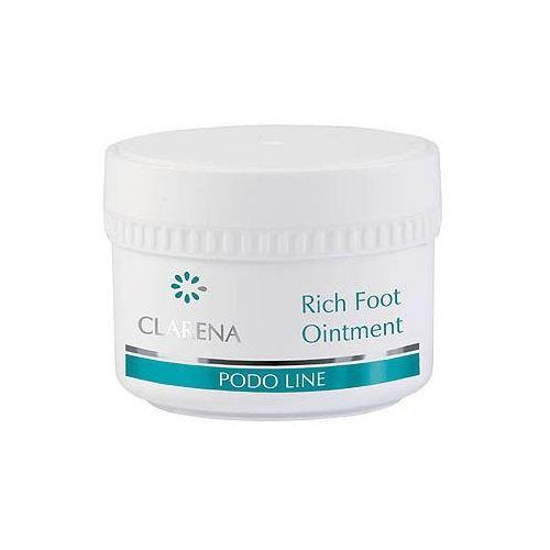 Clarena Rich Foot Ointment Kosmetyczna maść na pęknięcia 75 ml