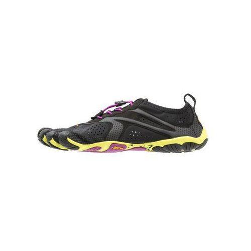 Vibram Fivefingers BIKILA EVO 2 Obuwie do biegania neutralne black/yellow/purple, kolor czarny