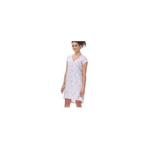 92fcf108 Koszula nocna ciążowa i do karmienia dn - light pink (DN - Doctor Nap)