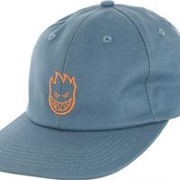 czapka z daszkiem SPITFIRE - Lil Bighead Blu/Org (BLU-ORG) rozmiar: OS