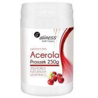 ACEROLA 250g NATURALNA WITAMINA C Proszek - 250porcji