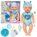 Baby born - Lalka interaktywna - Chłopiec