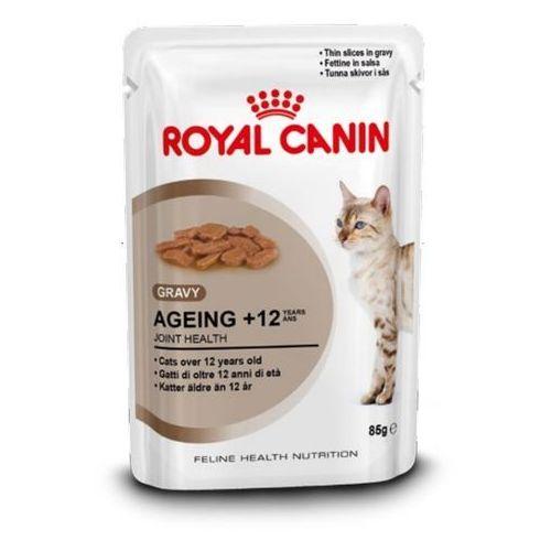 ROYAL CANIN Ageing +12 - saszetka 12x85g (9003579310175)