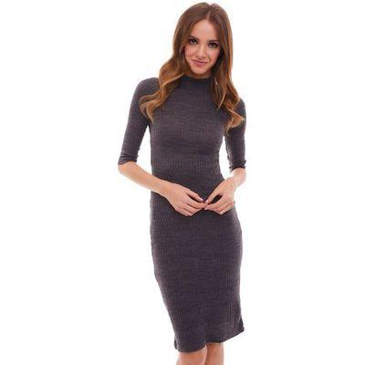 22086ba47e Sugarfree Sukienka colin w kolorze czerwonym ceny opinie i recenzje ...
