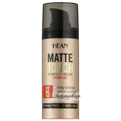 HEAN - MATTE TOUCH PERFECT WEAR MAKE UP - Długotrwały podkład matujący - 2 - NATURALNY