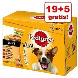 Karmy dla psów  Pedigree