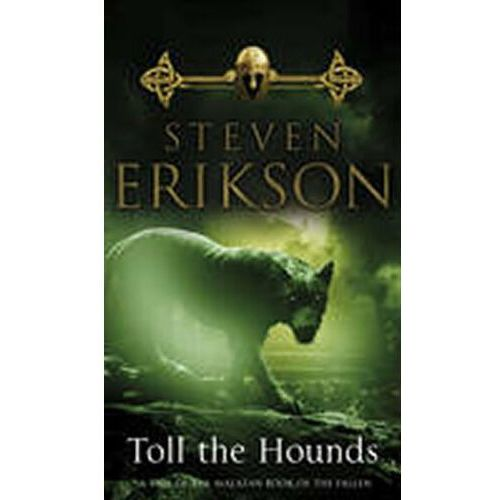 Toll The Hounds (1296 str.)