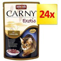 Animonda carny exotic smak: kangur 12x85g (4017721833646)