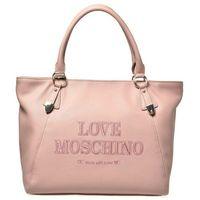 Love Moschino Torebka JC4285-PP08-KN0-000 różowa