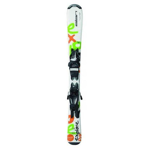 Narty explore pro quick shift + el 4.5 90cm Elan