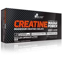 Kapsułki OLIMP Creatine Magna Power® Mega Caps® - 120 kaps. - 120 kaps.