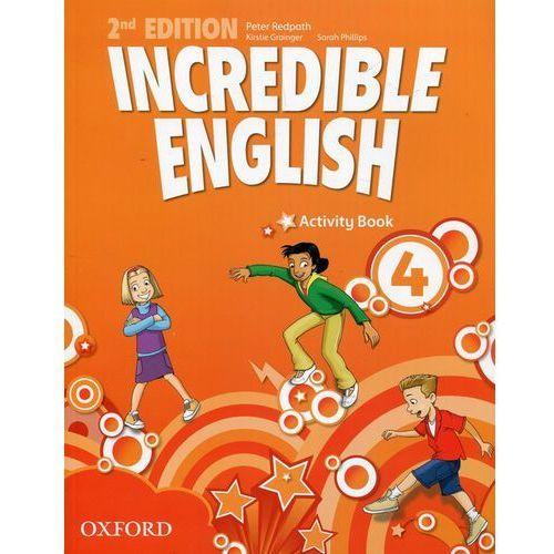 Incredible English Second Edition 4 AB OXFORD - Mary Slattery, Michaela Morgan, Sarah Phillips (2013)