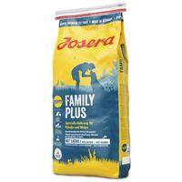 Duże opakowanie + wiewiórka hety zabawka dla psa gratis! - familyplus, 15 kg  dostawa gratis + promocje  -5% rabat dla nowych klientów marki Josera