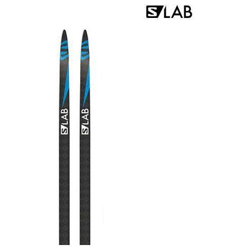 SALOMON SLAB CLASSIC BLUE SOFT narty biegowe R. 201 cm