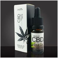 Olej z CBD 20% 10ml, India Cosmetics