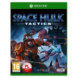 Focus home interactive Space hulk tactics pl xone