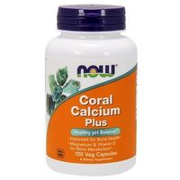 Kapsułki Coral Calcium PLUS 100 kaps.