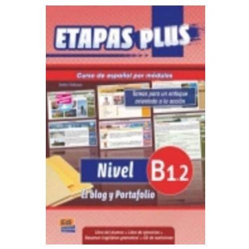 Etapas Plus B1. 2 podręcznik ćwiczenia CD (168 str.)