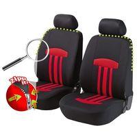 pokrowce na przednie siedzenia kent zipp-it marki Carpoint