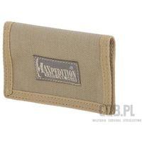 Portfel Maxpedition 0218K Micro Wallet Khaki