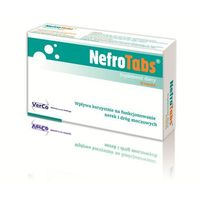 Nefrotabs x 30 kaps (5906716507107)