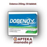 Tabletki DOBENOX 30 tabl.