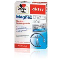 Tabletki DOPPELHERZ AKTIV Magnez Retard 30 tabl.