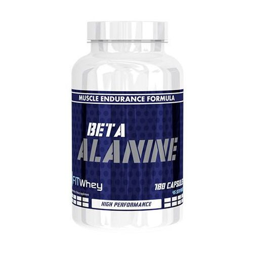 Fitwhey beta alanine 180caps