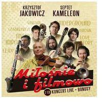 Miłośnie i filmowo (*) - Krzysztof Jakowicz (Płyta CD)