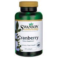 Kapsułki Swanson Żurawina (Cranberry) 800mg 180 kaps.