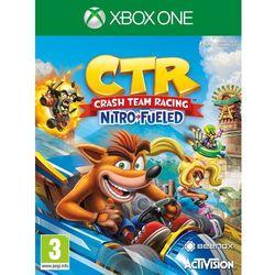 Crash team racing nitro-fueled marki Activision