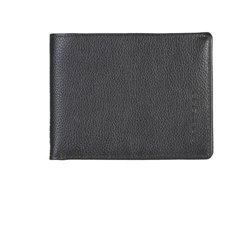Piquadro Męski portfel pu1241x1 czarny