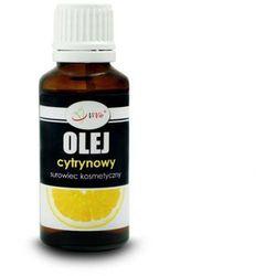 Olejek cytrynowy esencja - 30ml marki Vivo