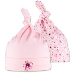 Czapeczki dla niemowląt pink or blue pinkorblue.pl