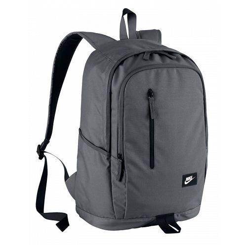 3825b055f9757 ▷ Plecak all access szkolny sportowy szary (Nike) - opinie   ceny ...