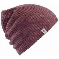 czapka zimowa BURTON - Mns All Day Lng Bne Rose Brown (201)