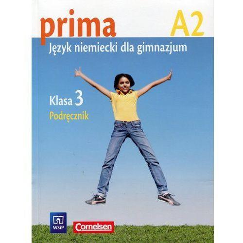 prima A2. Język niemiecki dla gimnazjum. Klasa 3. Podręcznik. 135/3/2009 - książka (100 str.)