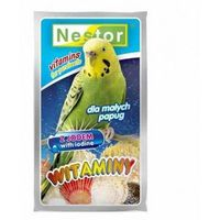 witaminy z jodem dla papug saszetka 20g marki Nestor
