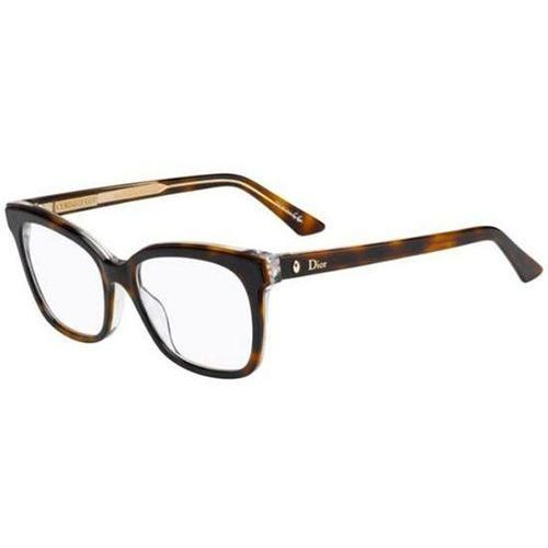 Okulary korekcyjne montaigne 37 g9q Dior