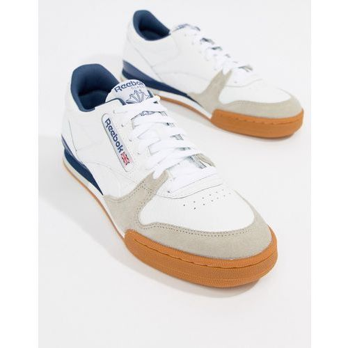 Phase 1 Pro CV Trainers In White CM9286 White (Reebok)