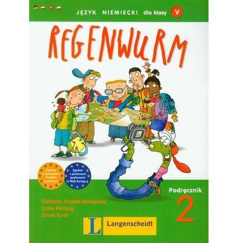 Regenwurm 2 podręcznikz płytą CD (104 str.)