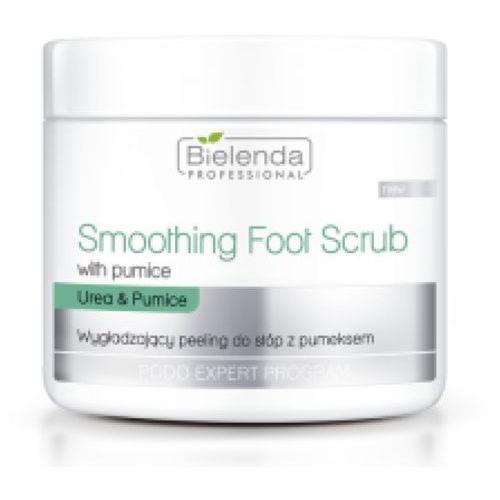 Bielenda professional smoothing foot scrub with pumice wygładzający peeling do stóp z pumeksem - Promocyjna cena