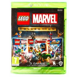 LEGO Kolekcja Marvela (Xbox One)